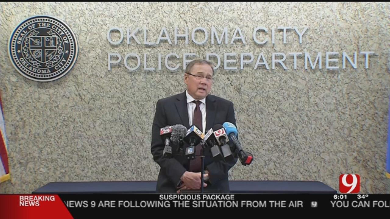 OKC FOP Responds To OCPD Chief's Retirement Announcement