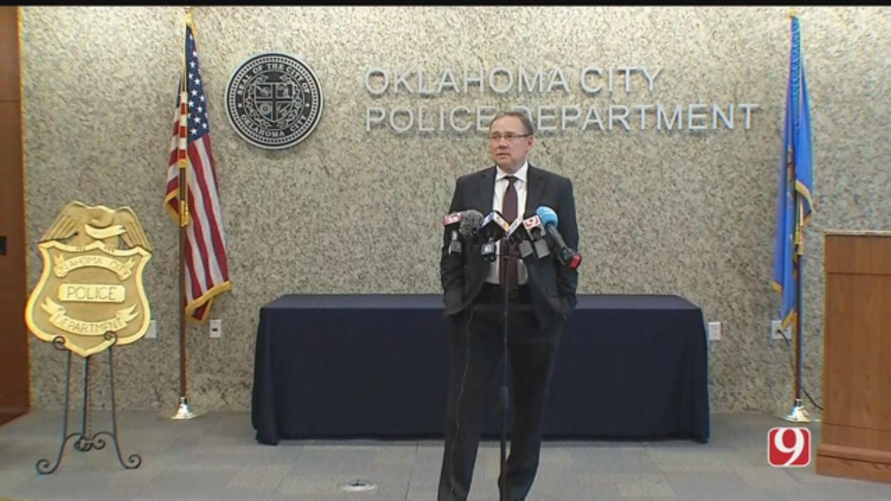 OKC Police Chief Bill Citty Announces His Retirement