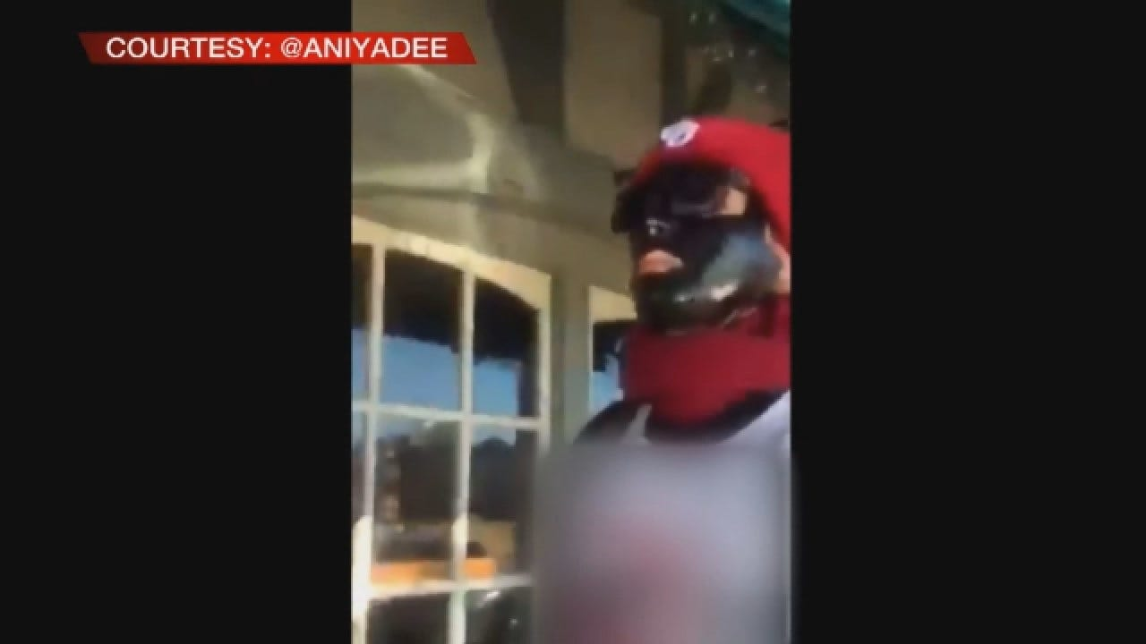 OUPD Called After Male In Blackface Walks Around OU Campus