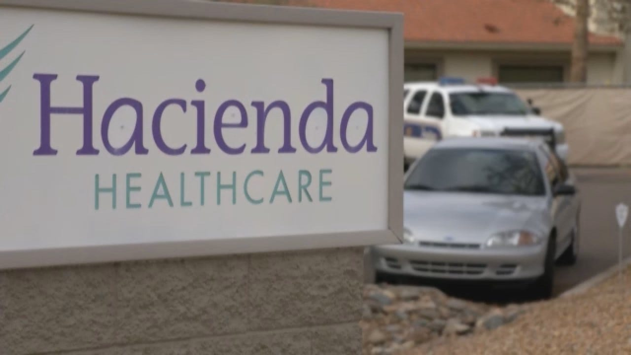 Nurse Arrested In Case Of Incapacitated Woman Who Gave Birth