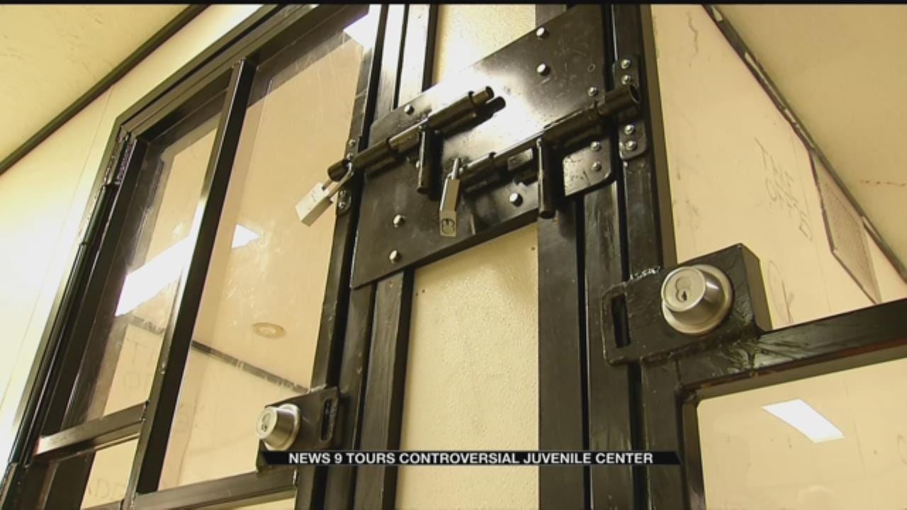 News 9 Tours Tecumseh Juvenile Facility Where Teen Committed Suicide