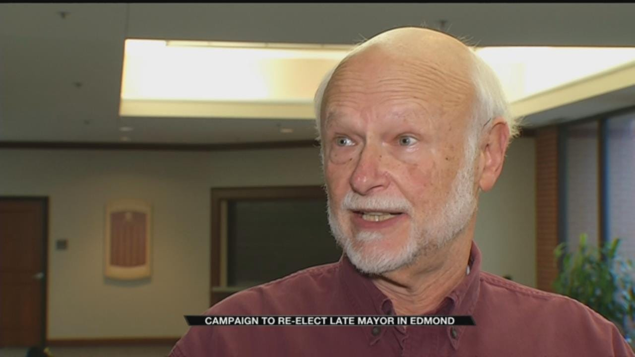 Candidates Upset Over Campaign To Re-Elect Late Mayor In Edmond