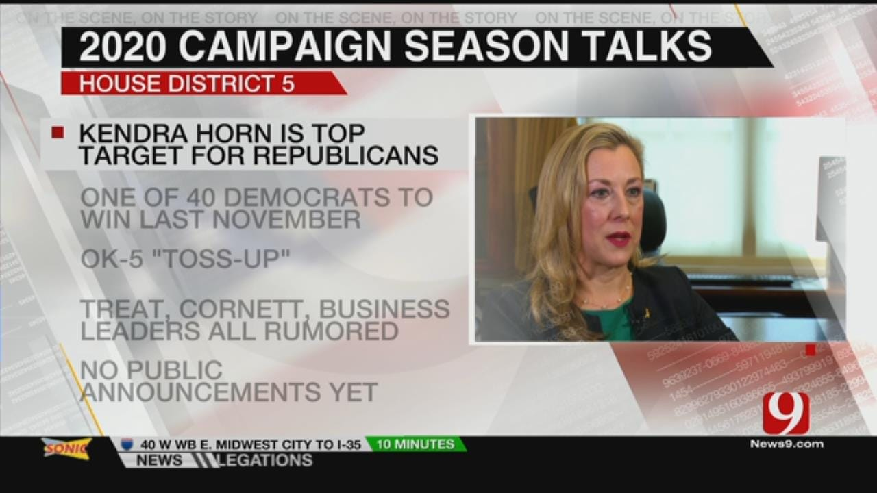 Rep. Horn Being Targeted In 2020 Republican Campaign Plan