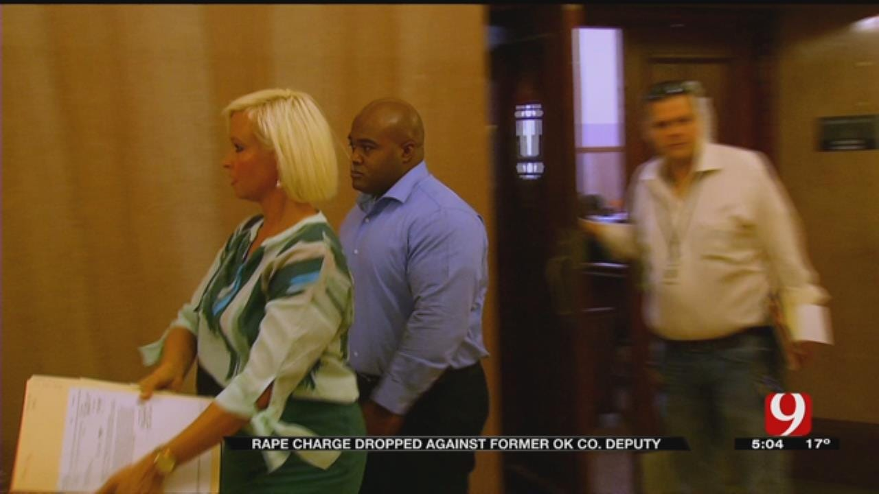 Former Oklahoma County Deputy Cleared Of All Charges In Rape Case