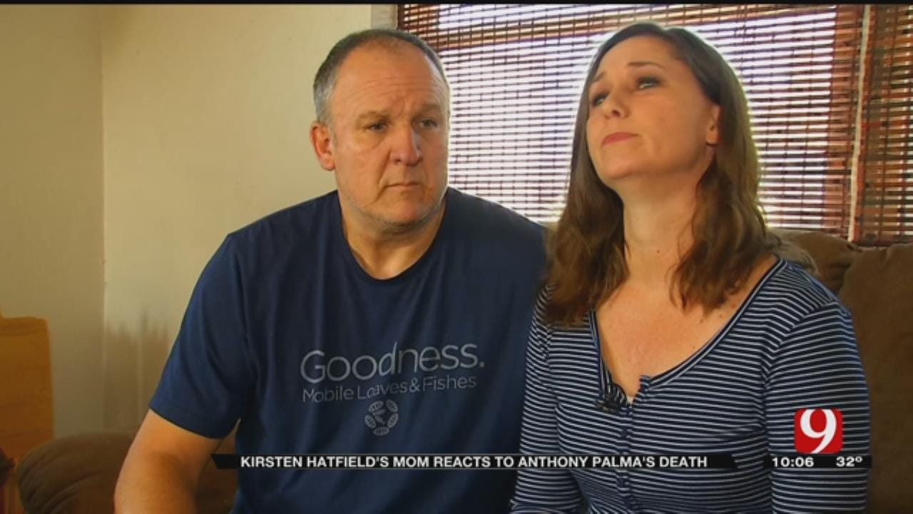 Kirsten Hatfield's Mother: 'Not Giving Up Hope' That Her Daughter's Body Will Be Found