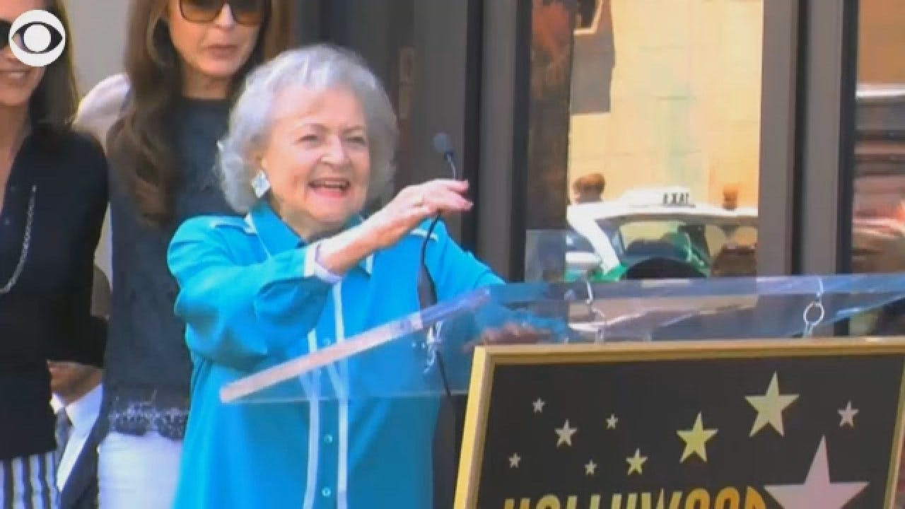 Happy 97th Birthday, Betty White!