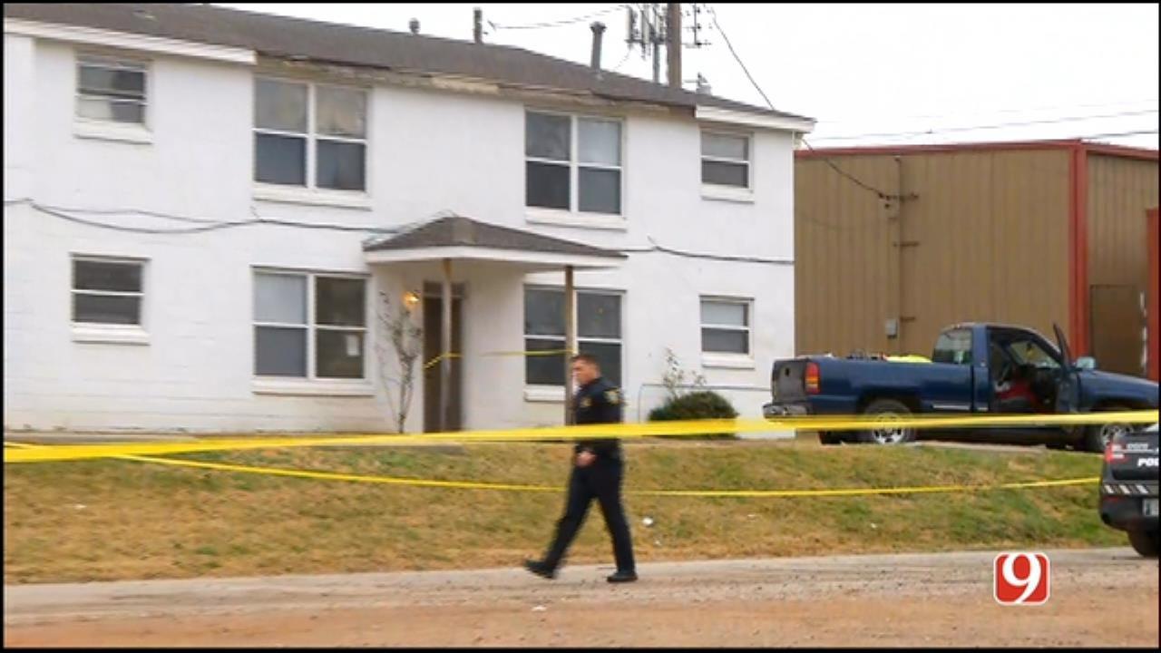 Authorities Investigating SW OKC Shooting