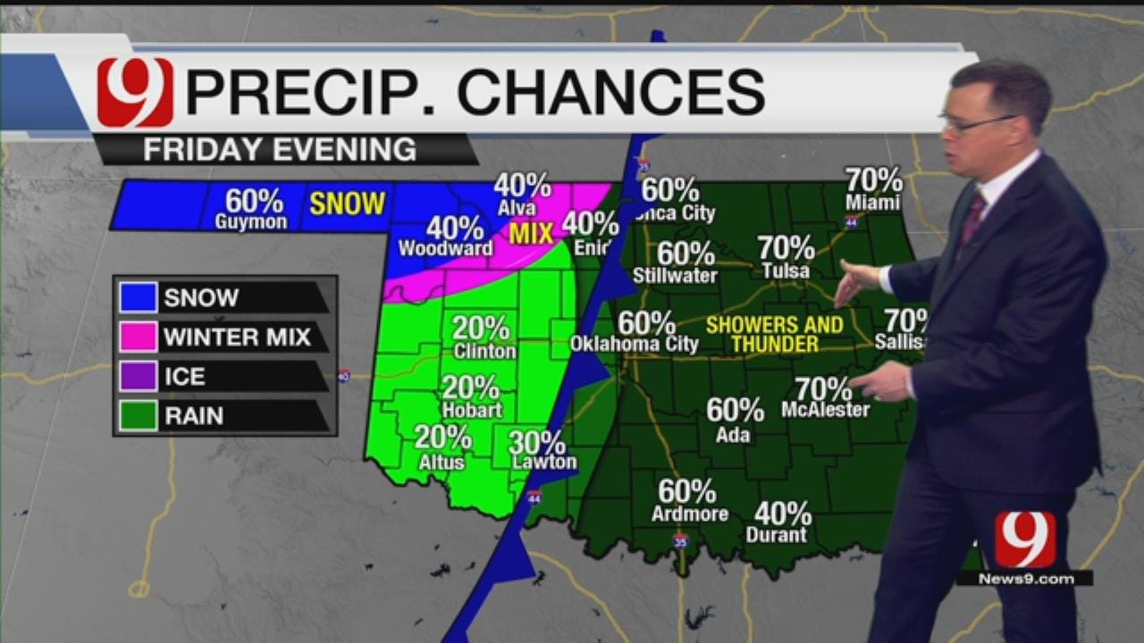 Jed's Bus Stop Forecast