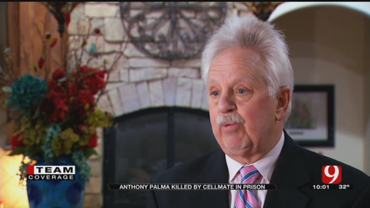 MWC Police Department Responds To Death Of Anthony Palma