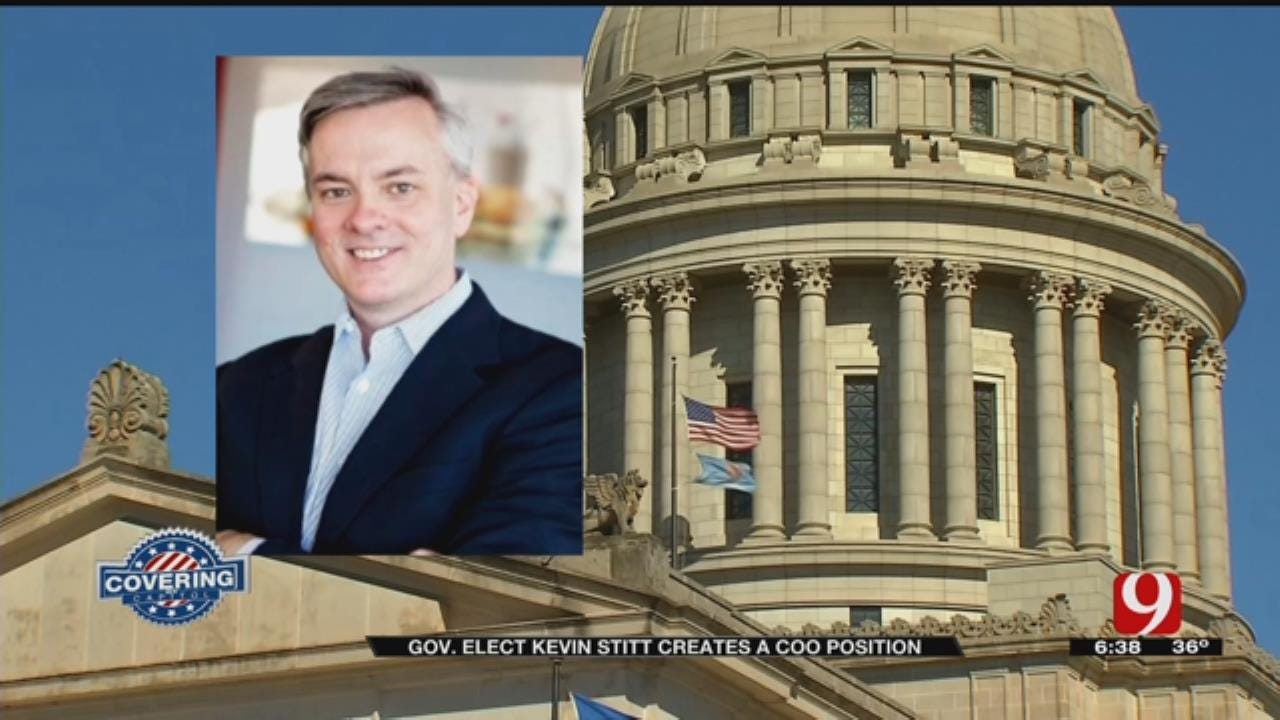 Former Sonic Executive Appointed to New Positions by Governor-Elect