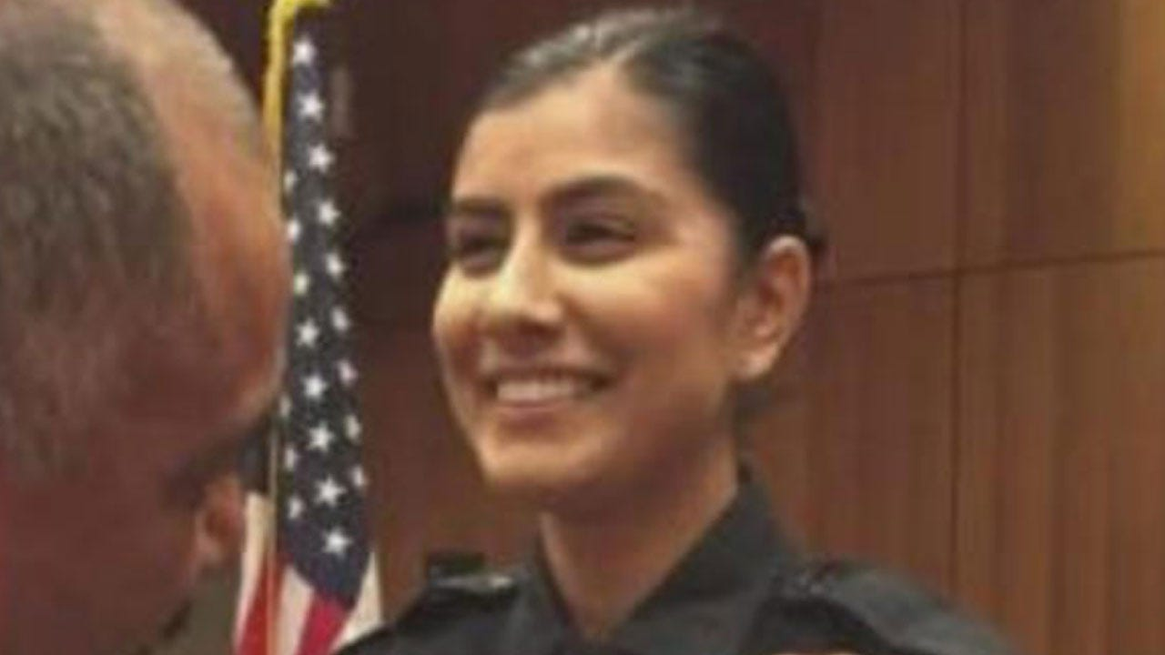 22-Year-Old Officer On Force For 2 Weeks Shot