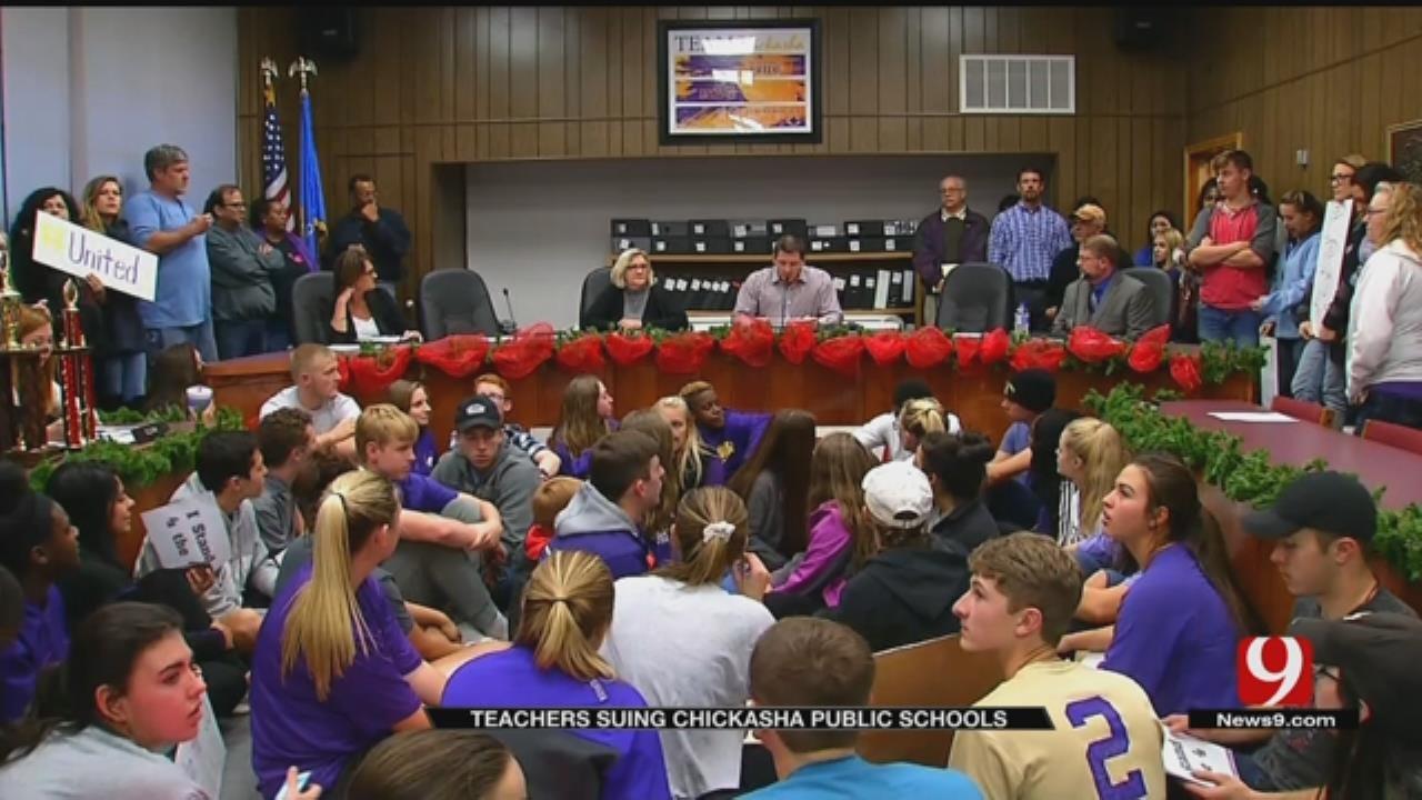 2 Teachers File Lawsuit Against Chickasha Public Schools