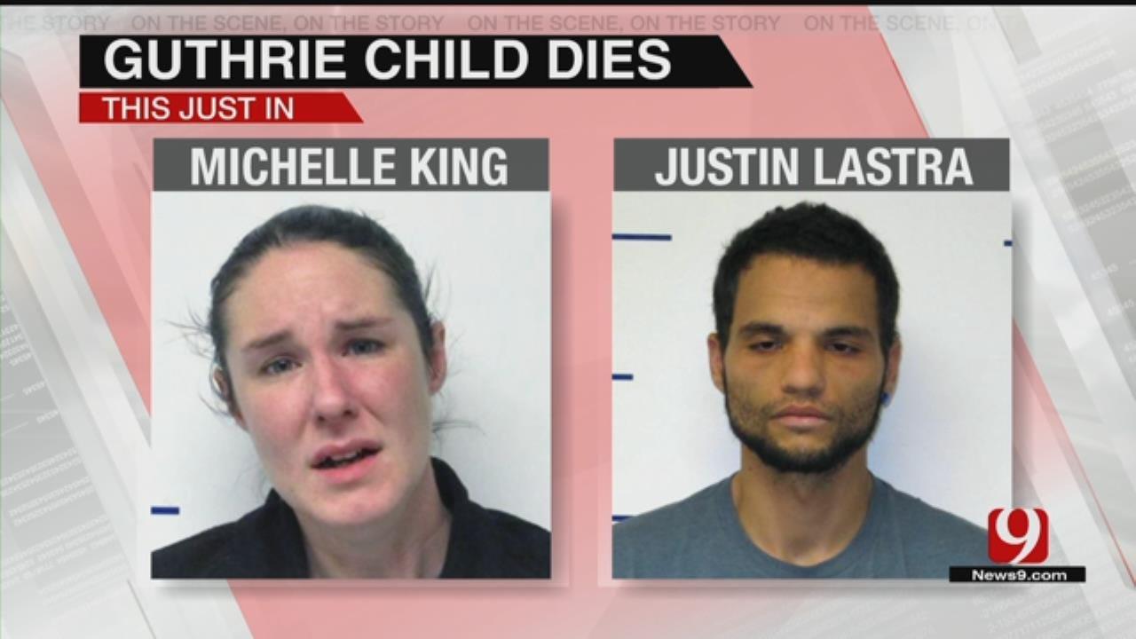 Guthrie 13-Month-Old Dies Following Head Trauma Injuries
