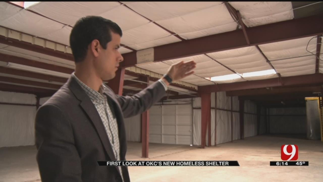 New Low-Barrier Homeless Shelter Opens In OKC This Fall