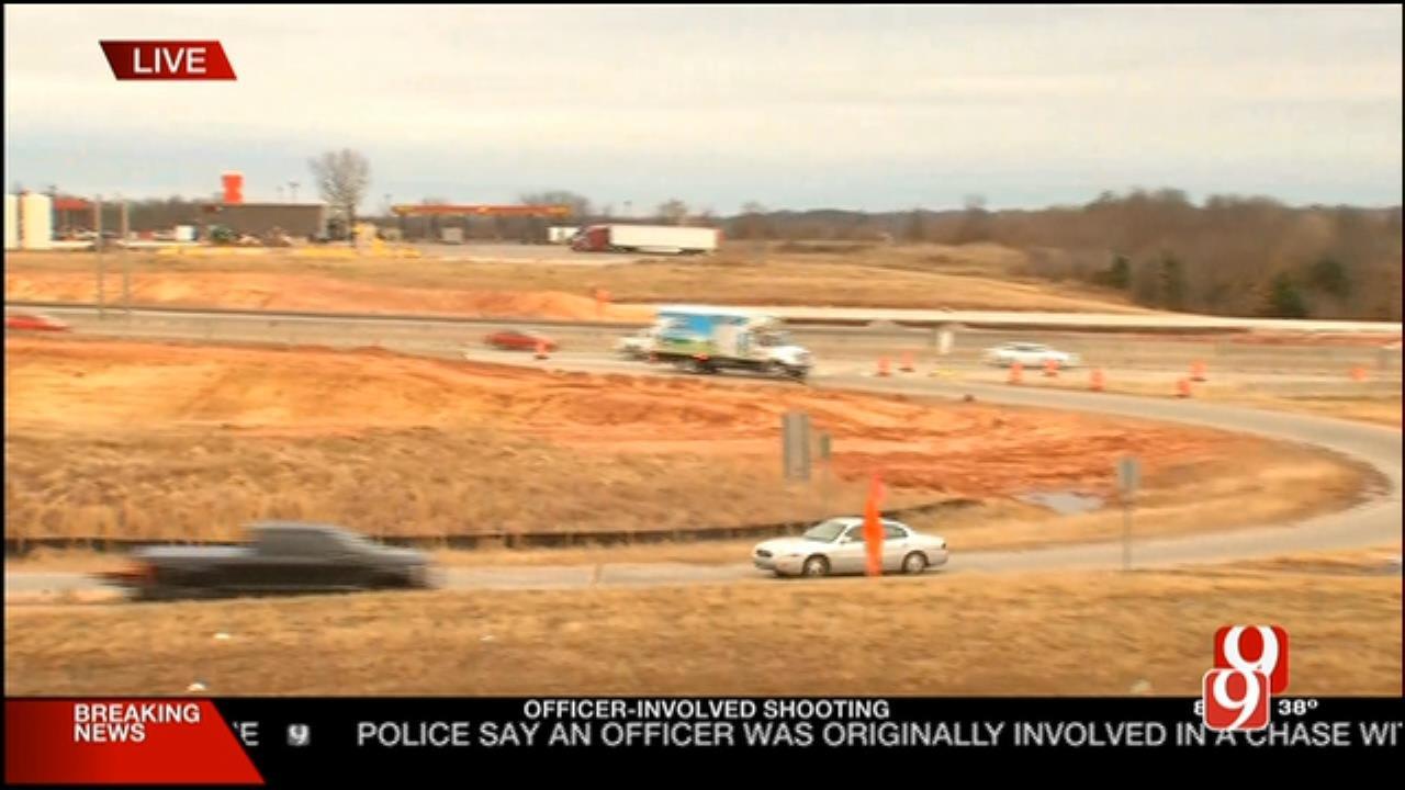 Westbound I-40 Back Open following Multiple Accidents