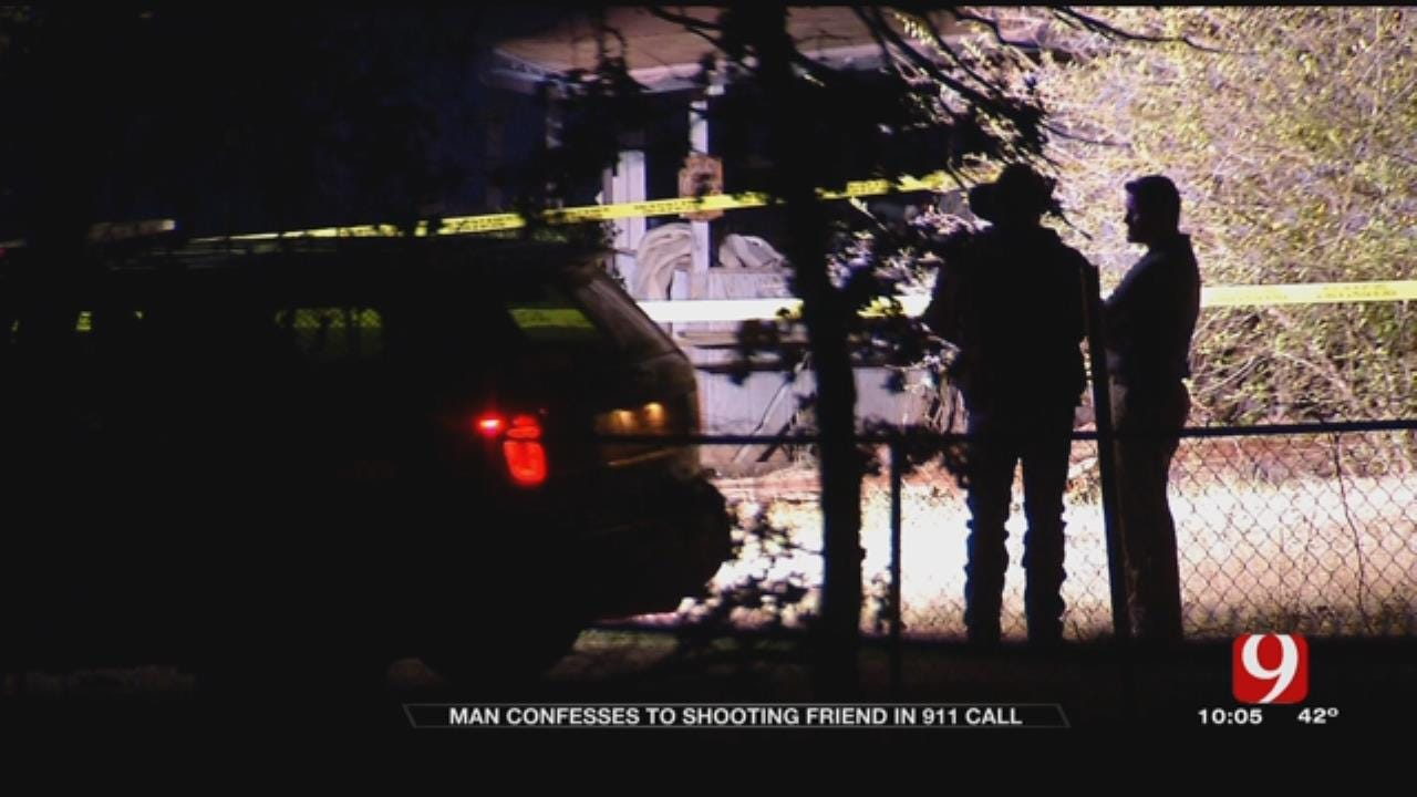 Cleveland County Man Admits To Shooting Friend In 911 Call