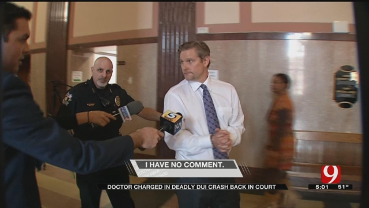 Doctor Caught Drinking Again While Out On Bond For Killing Guthrie Father In DUI Crash