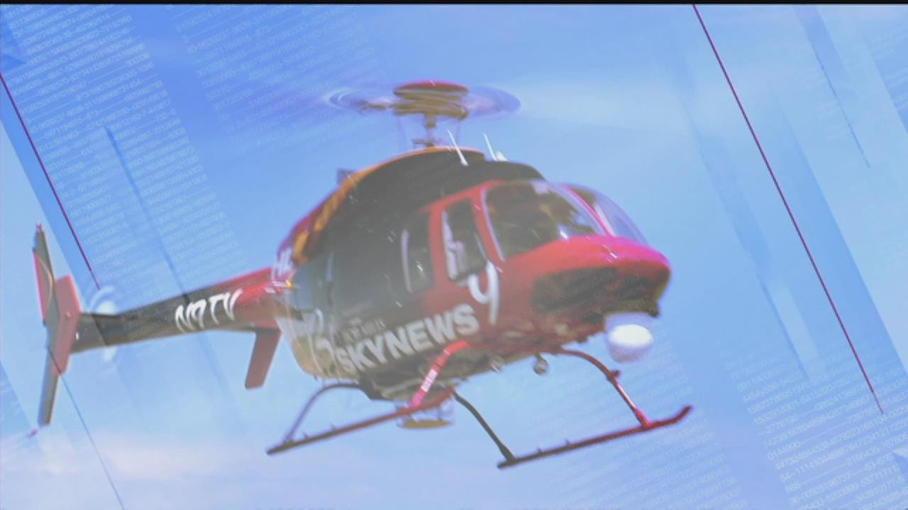 OHP Investigating Fatal Accident Involving A Semi-Truck In Norman