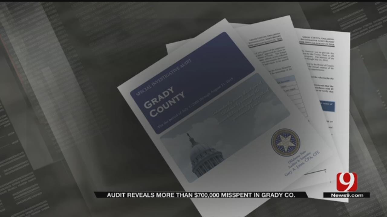 Investigative Audit Shows Grady County Officials Were Overpaid For 11 Years