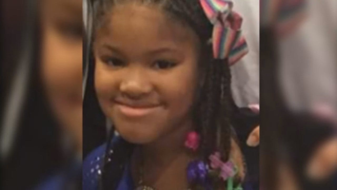 Search Continues For Gunman Who Killed 7-Year-Old Houston Girl