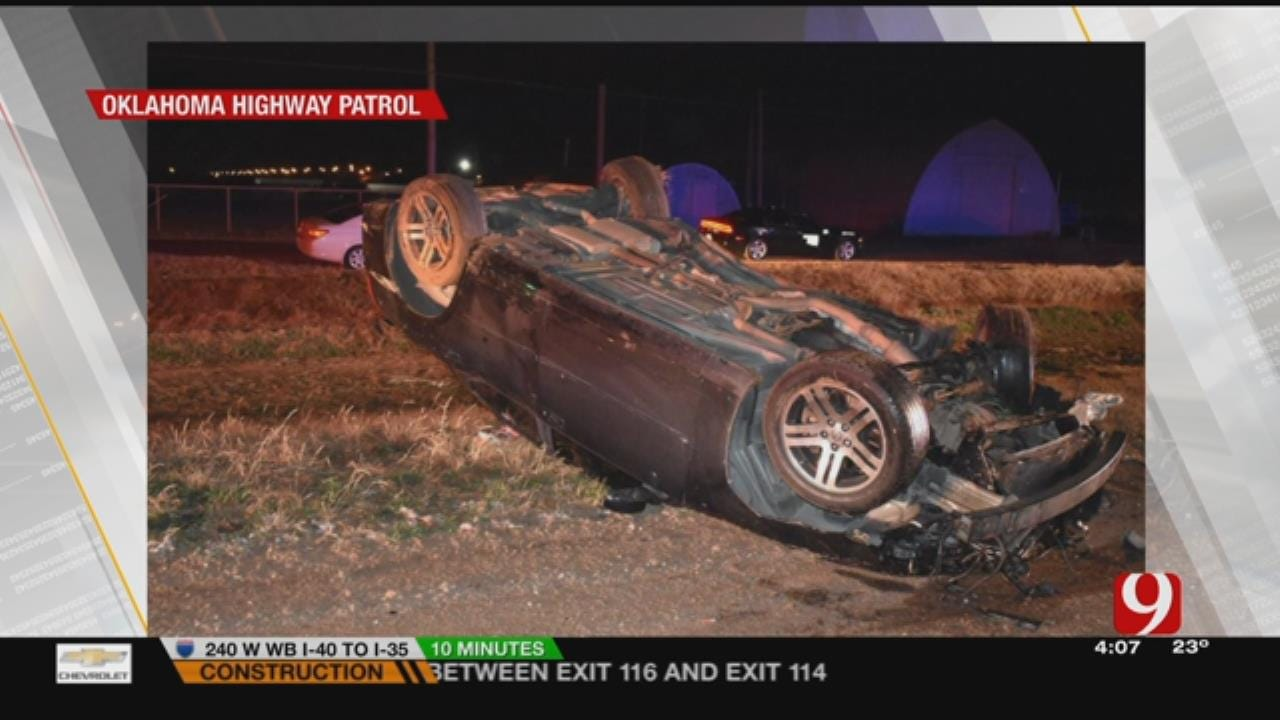 OHP Investigating Deadly Crash In Jackson County