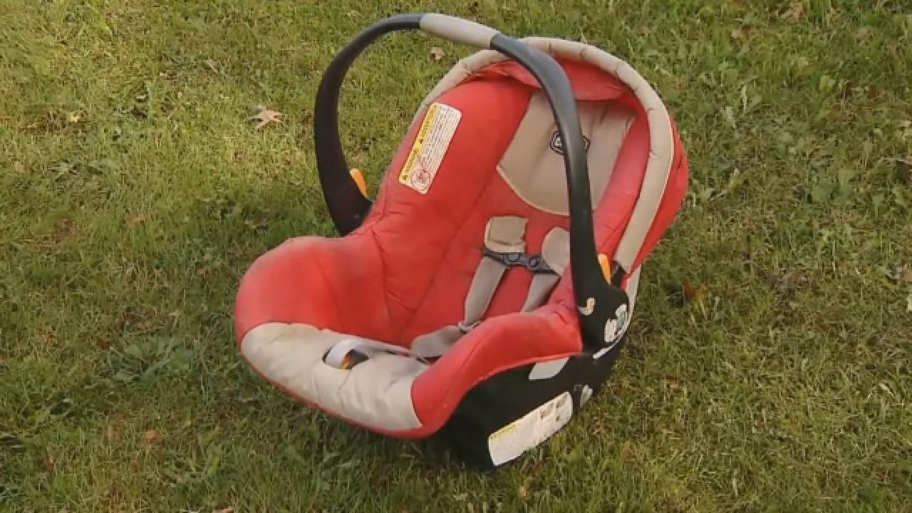 Car Seats Have Expiration Dates And Millions Could Be In Use Across The Country