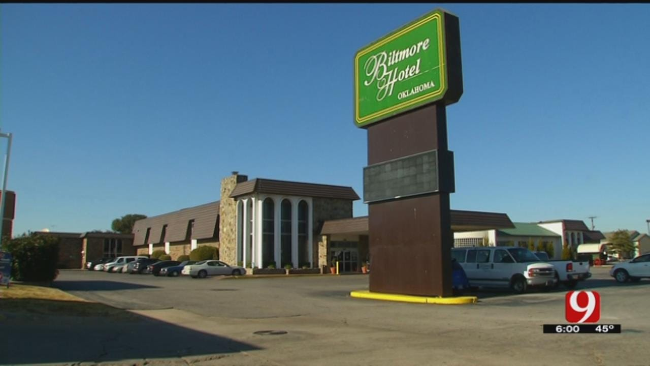 OCPD: Hundreds Of 911 Calls, Including Woman's Murder At OKC Hotel