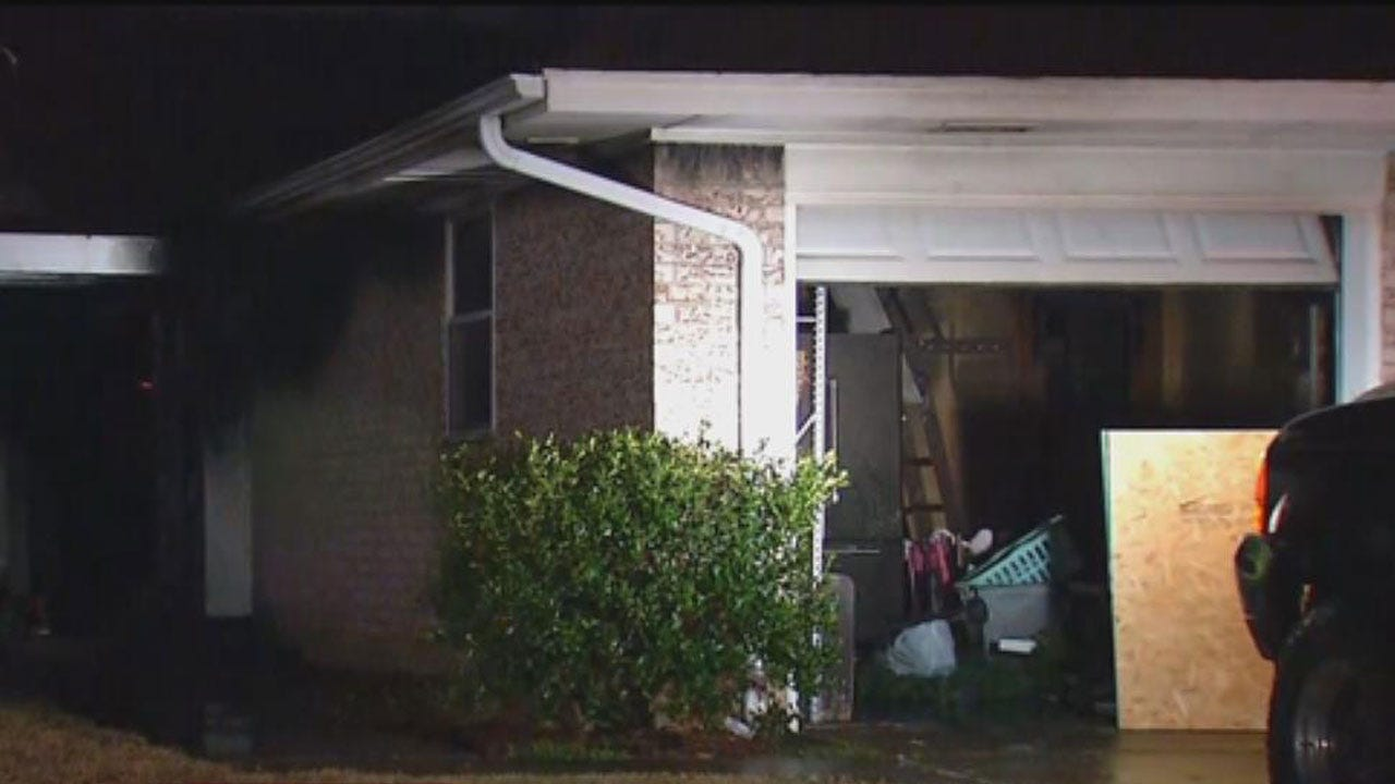 Crews Extinguish House Fire In NW OKC