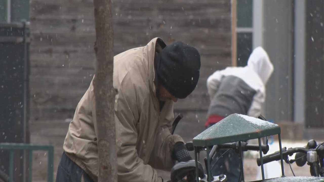 Metro Shelters Put Cold Weather Plans Into Action