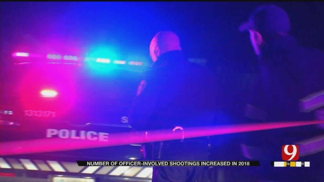 Number Of Officer-Involved Shootings Increased In 2018