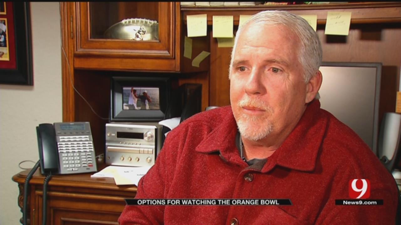 Norman Ticket Broker Still Has Options To Catch Orange Bowl