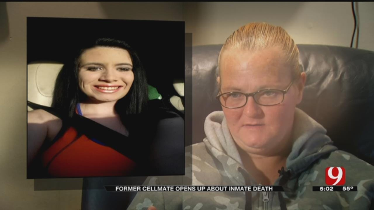 Former Cellmate Opens Up About Oklahoma County Jail Inmate's Death