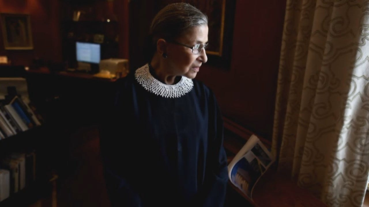 Justice Ruth Bader Ginsburg Recovers After Surgery