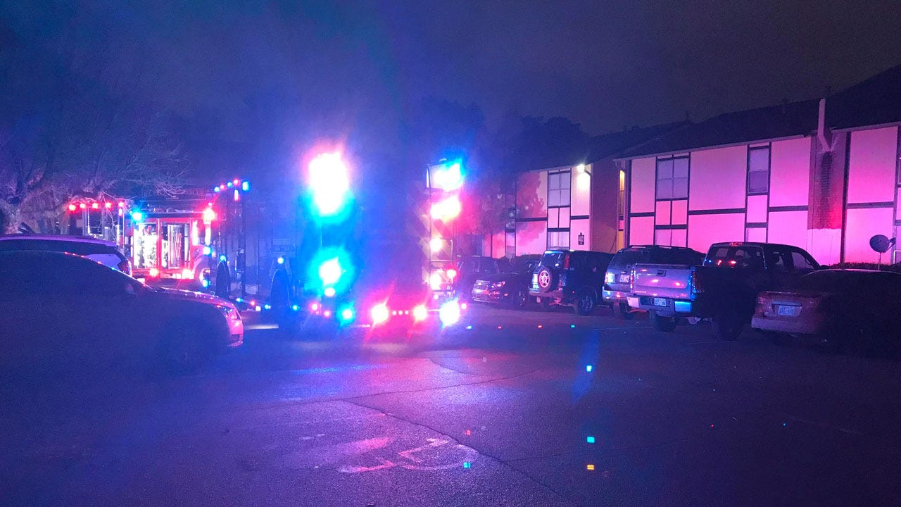 Crews Extinguish Fire At Apartment In Del City