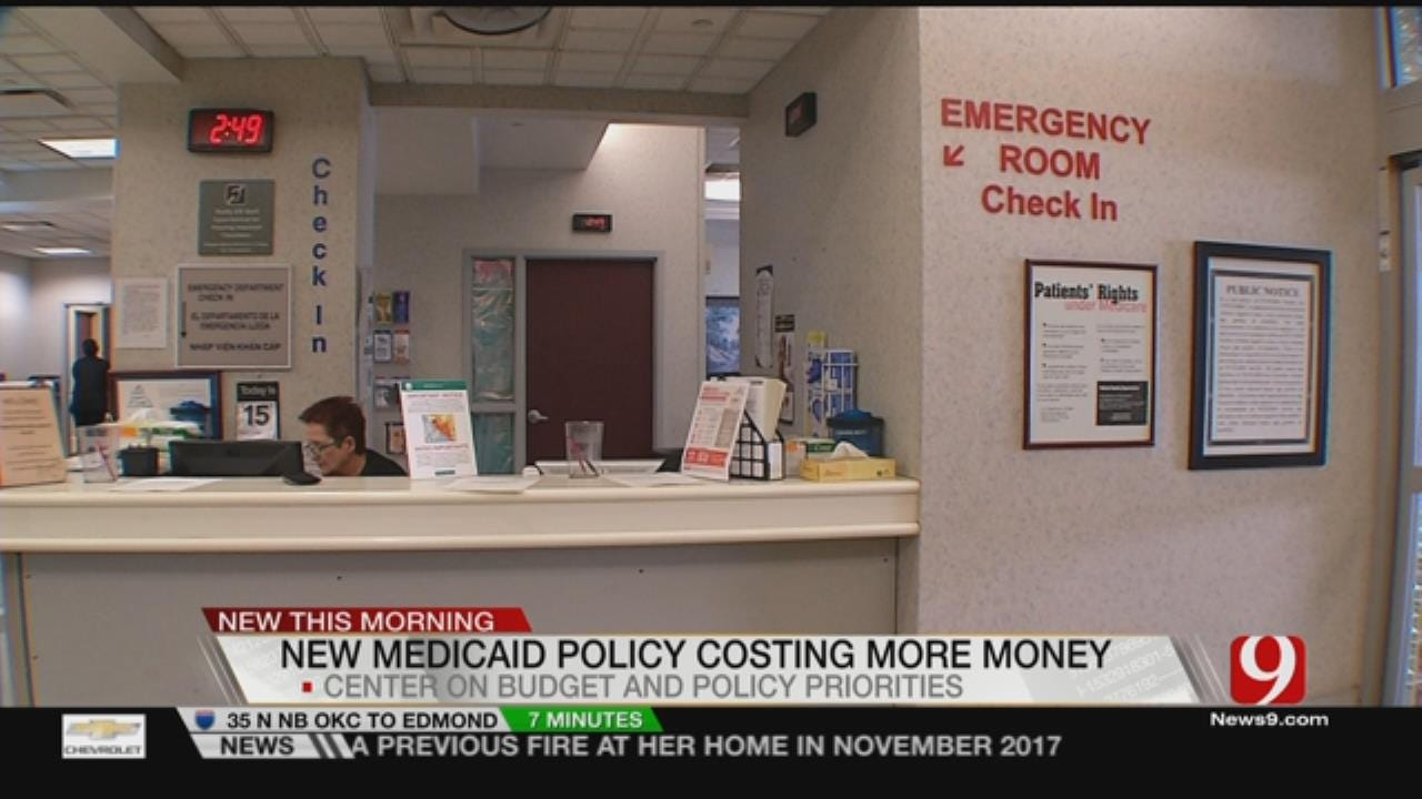 Medicaid Policy Could Cost Taxpayers More Money