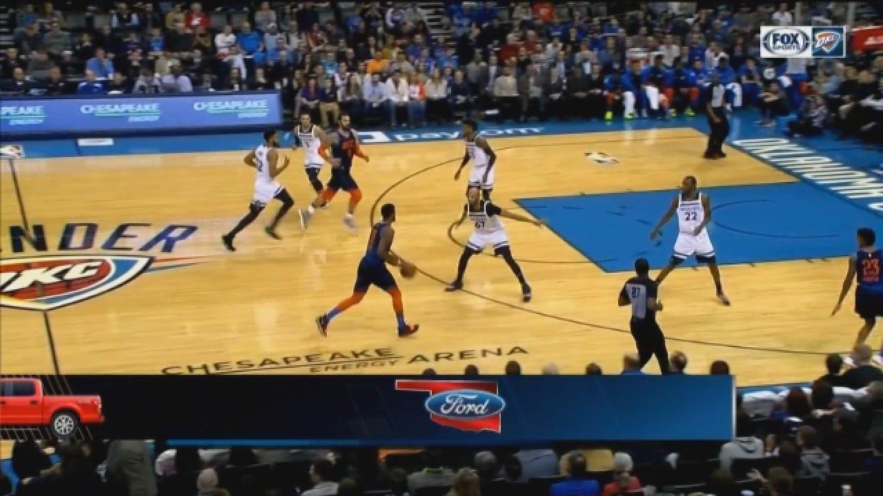 Dean And John Breakdown The Thunder's Performance Against The Timberwolves