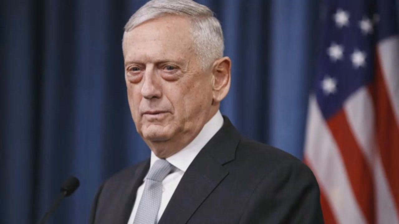 James Mattis Had History Of Disagreements With Trump Before Resignation
