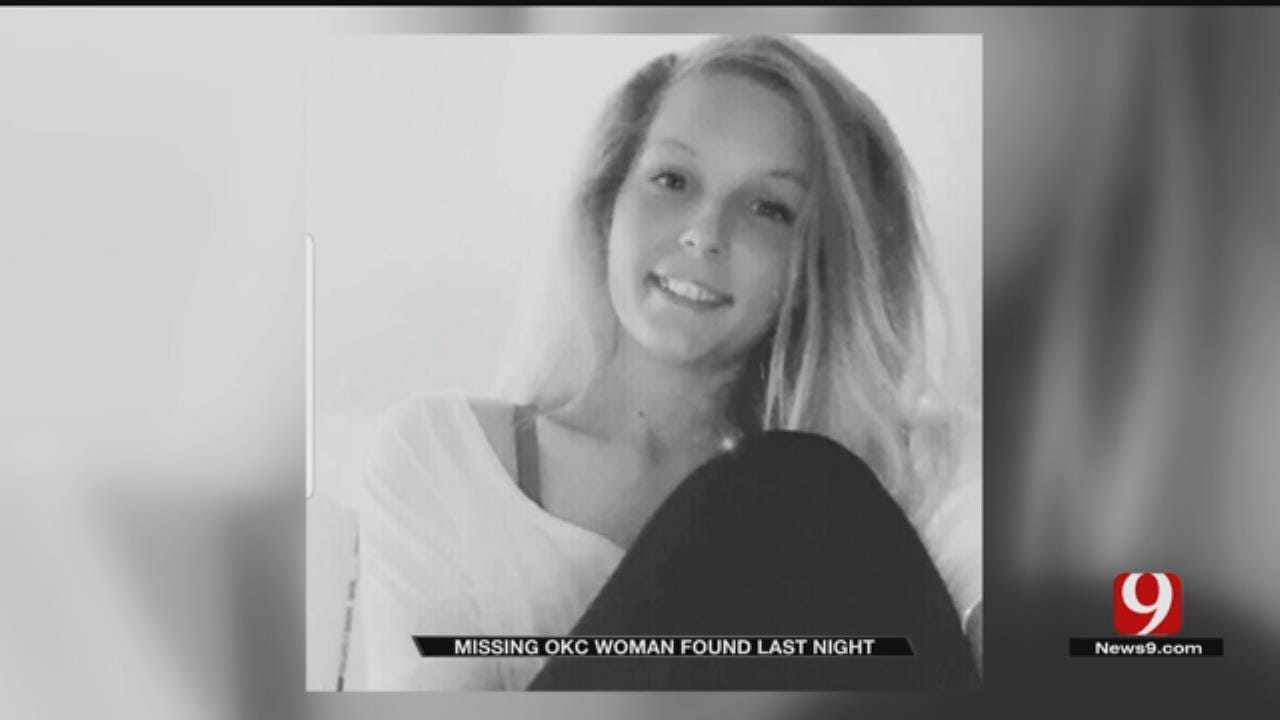 Oklahoma Family Reunites With Missing Woman