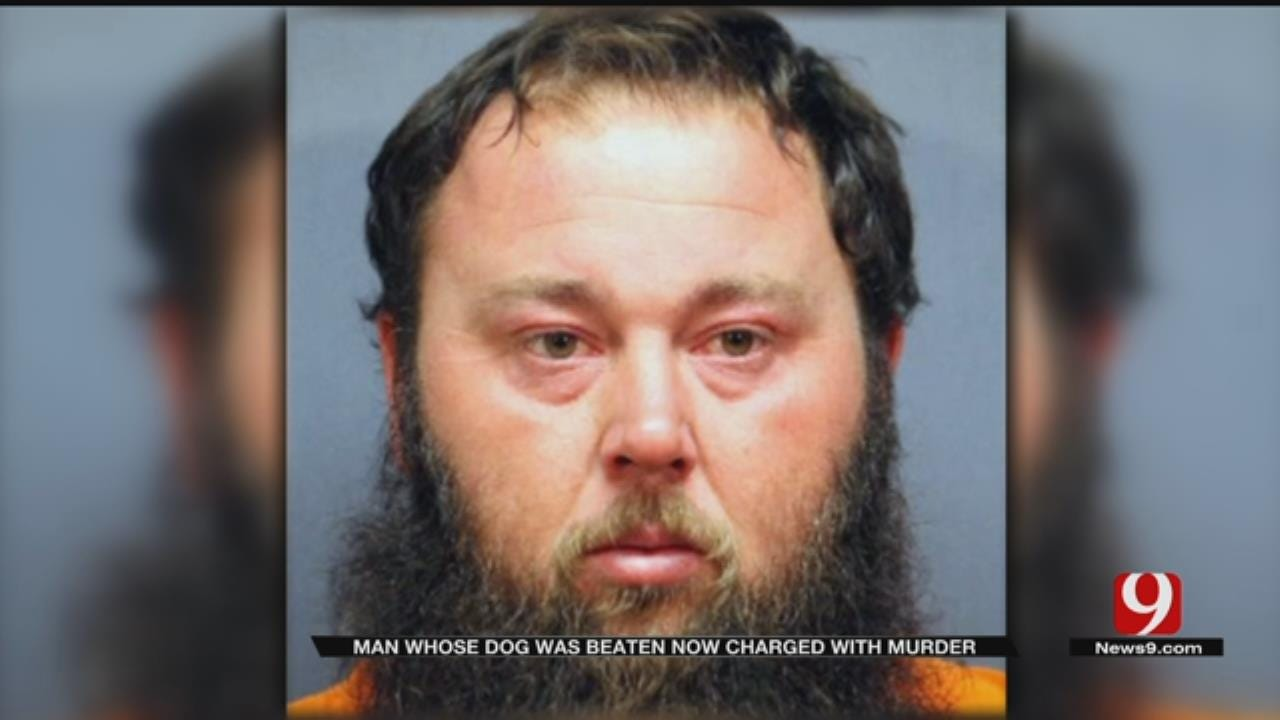 Lawton Man Whose Dog Was Beaten Charged With Second Degree Murder