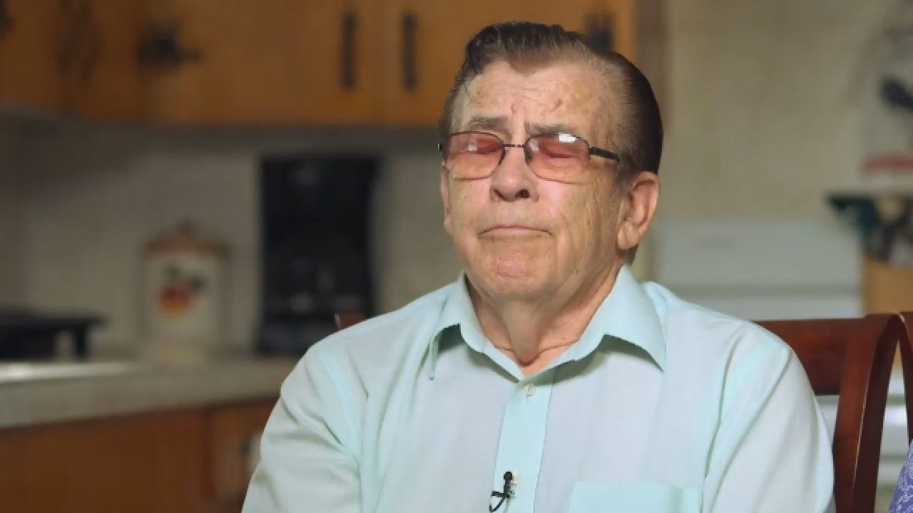 80-Year-Old Oklahoma Man Says He Blames Himself For Inability To Retire
