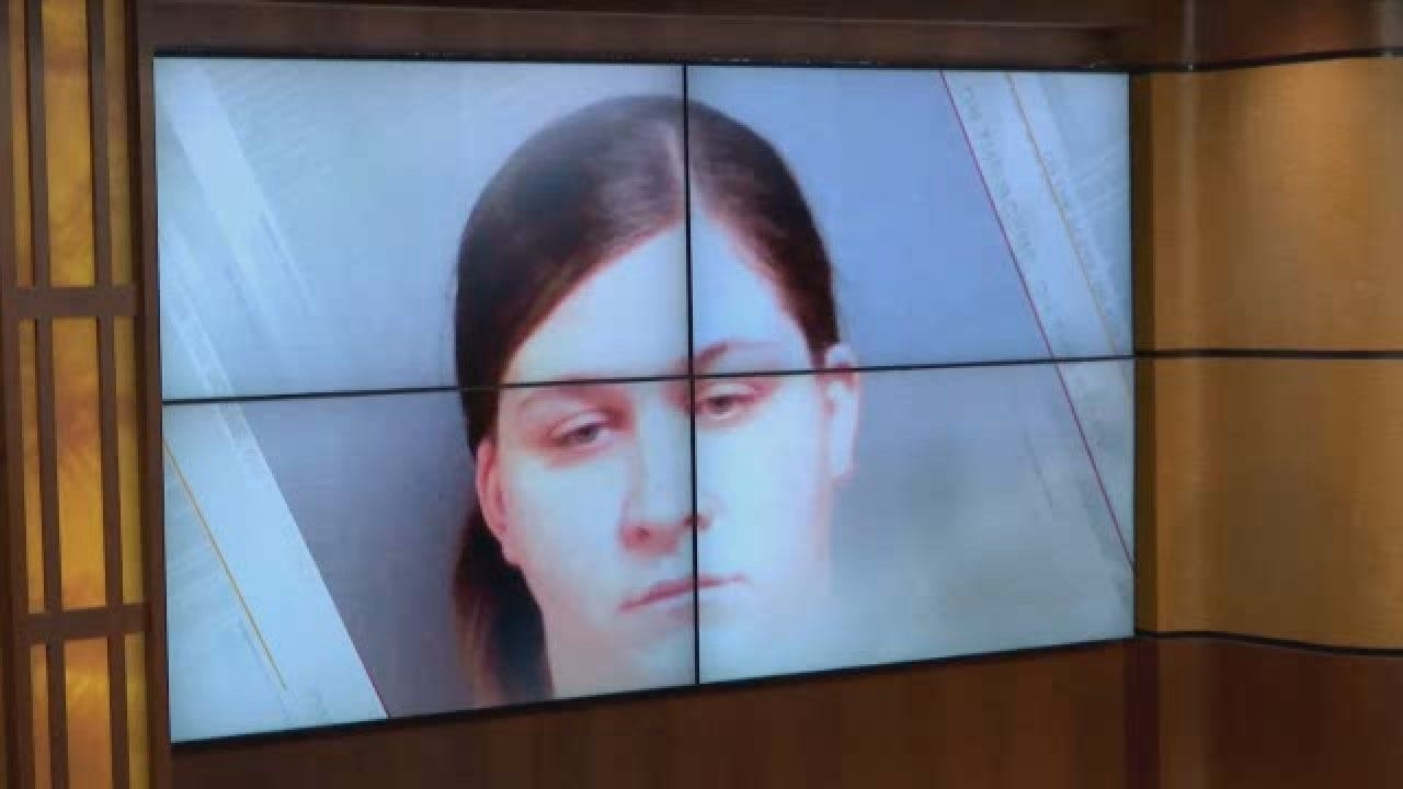 Woman Accused Of Helping Convicted Murderer Escape From Payne Co. Jail Appears In Court