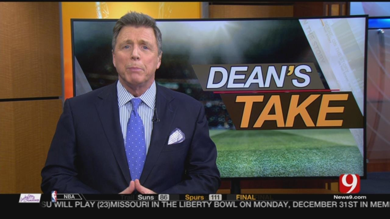 Dean's Take On Thunder Success