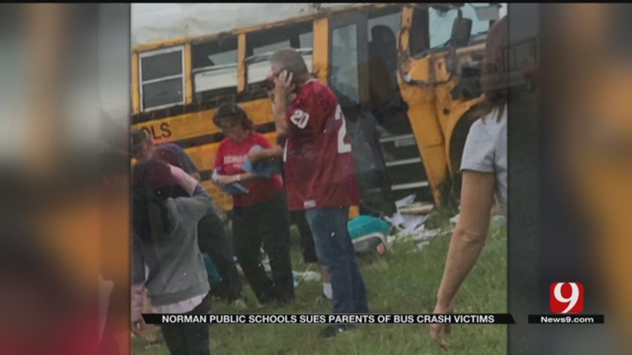 Norman Public Schools Files Lawsuit Against Parents Whose Children Were In Bus Crash