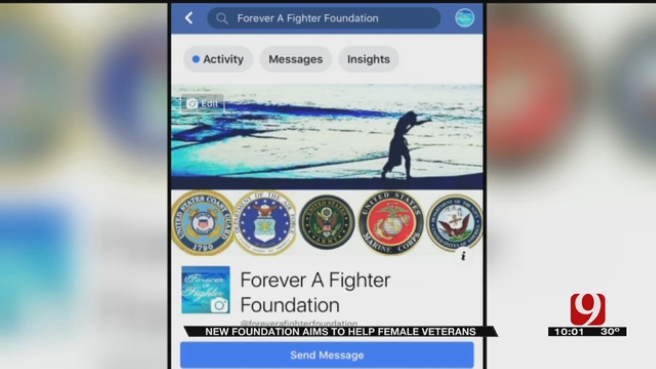 Foundation Forming For Women Veterans In Oklahoma