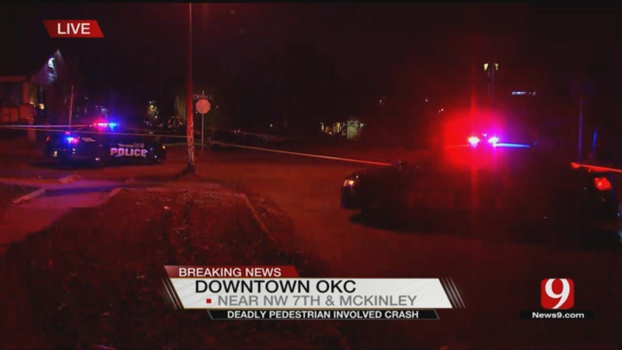 1 Dead After NW OKC Auto-Ped