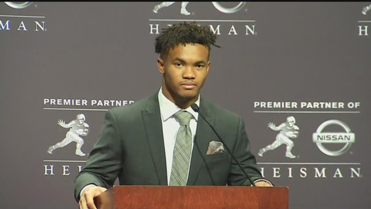 Kyler Murray: Heisman Dreams Realized