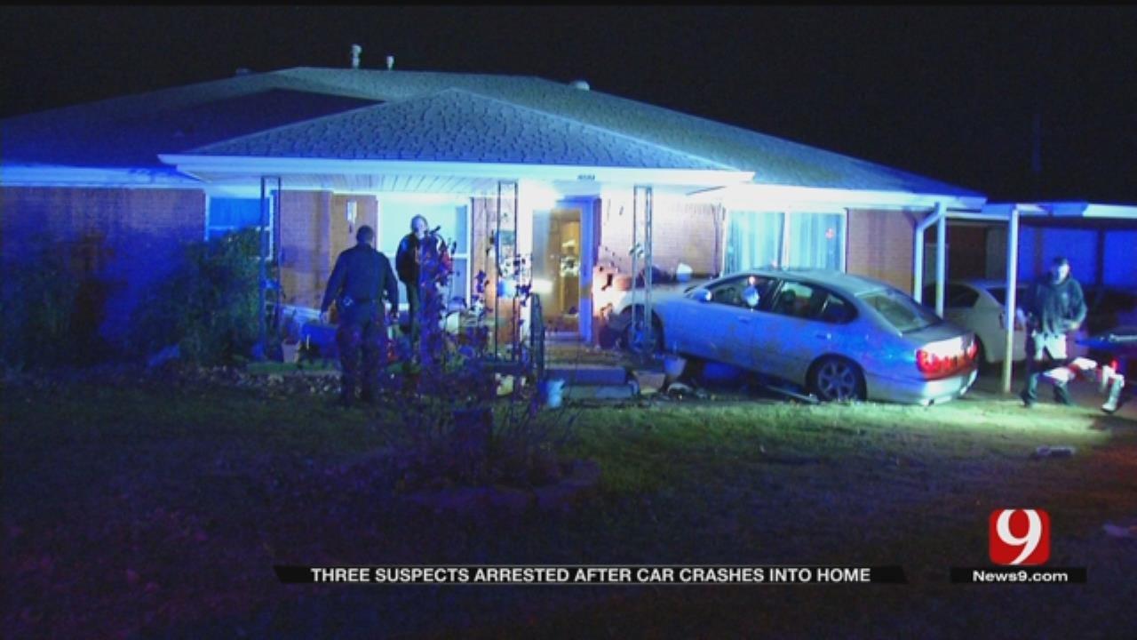 Yukon Man Has Terrifying Wake Up Call When Car Crashes Into Home