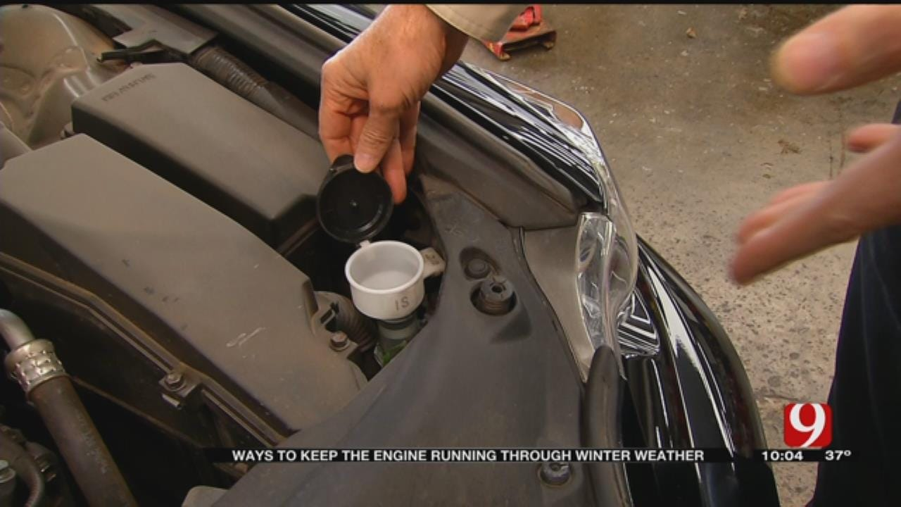Local Auto Shop Gives Tips On How To Prep Your Car For Winter