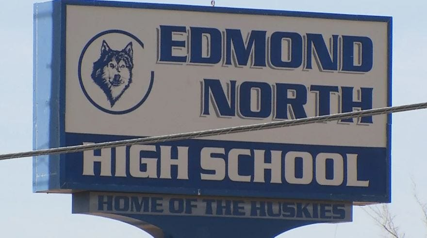 Loaded Gun Found In Student's Backpack At Edmond North