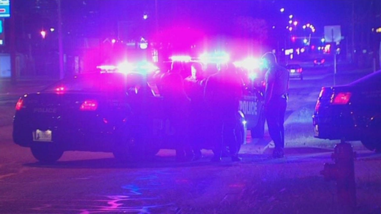 1 Person Wounded After Drive-By Shooting In Bricktown